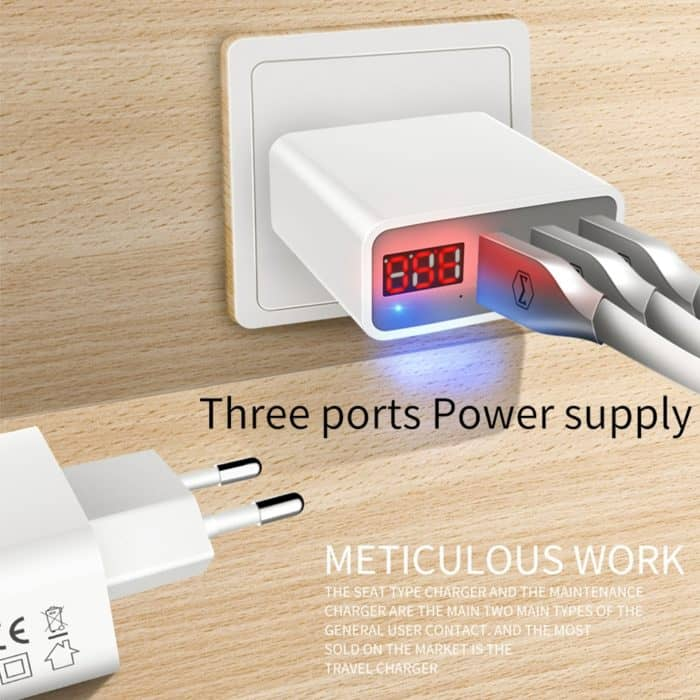 USB Power Adapter Portable Charger